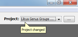 project-selector